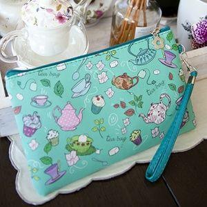 Tea Bag Wristlet